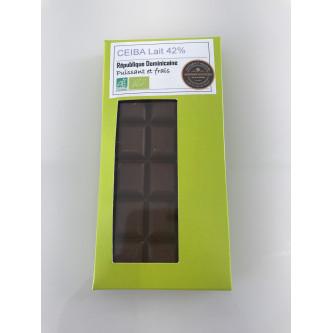 Tablette de Chocolat Ceiba...