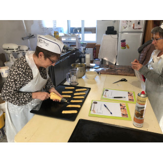 Atelier Pâte à choux
