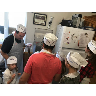 Atelier Pâtisserie pour...