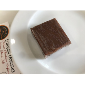 Caramel au chocolat