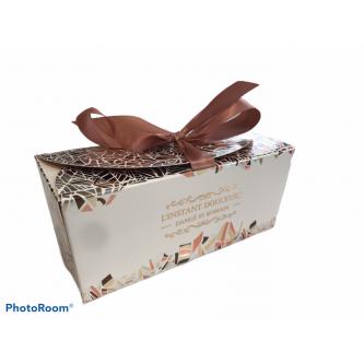 Ballotin de chocolats noirs